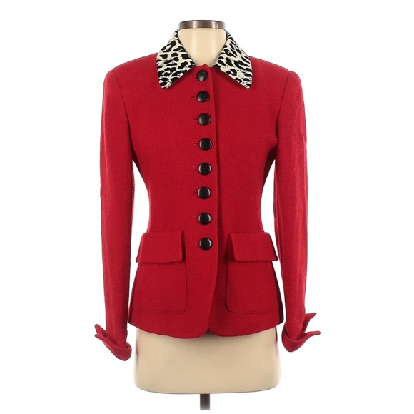 Vintage Christian Dior Blazer Size 2